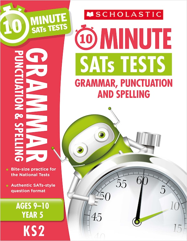 Year 5 SPaG 10-Minute SATs Tests