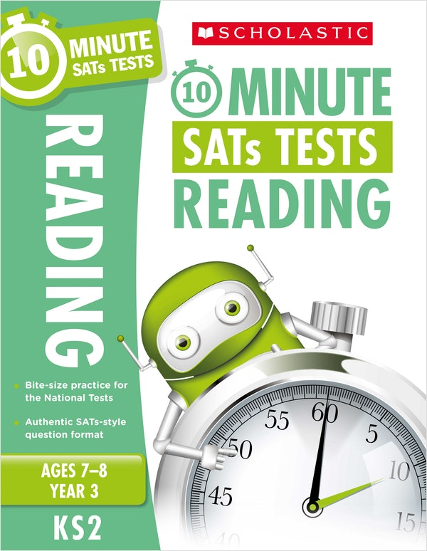 Year 3 Reading 10-Minute SATs Tests
