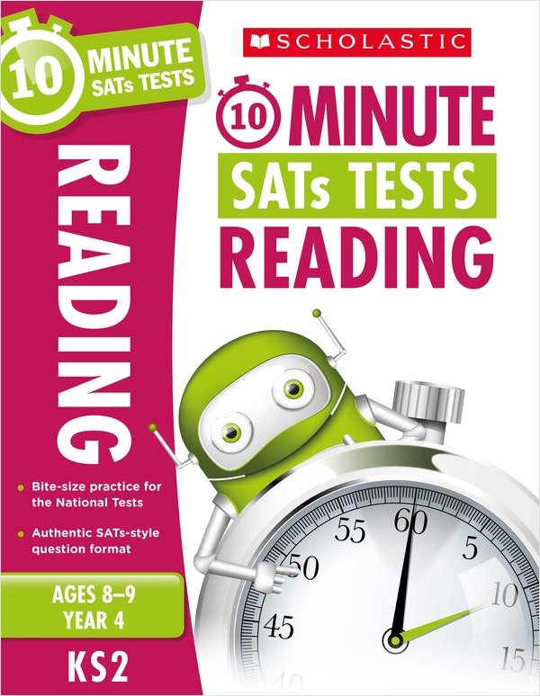 Year 4 Reading 10-Minute SATs Tests