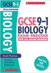 GCSE Biology Exam Practice Book