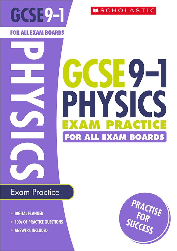 GCSE Physics Exam Practice Book