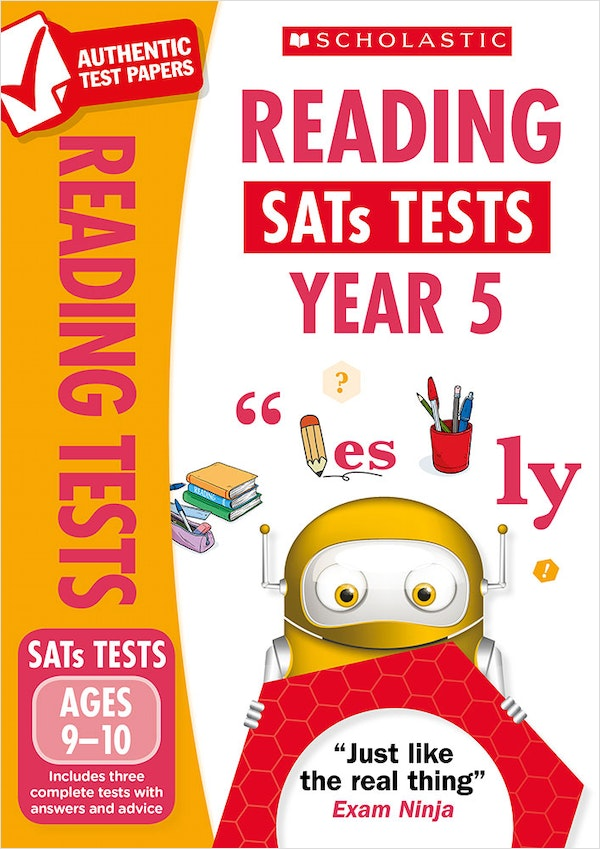 Year 5 Reading SATs Practice Papers