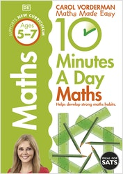 10 Minutes A Day Maths (Ages 5-7)