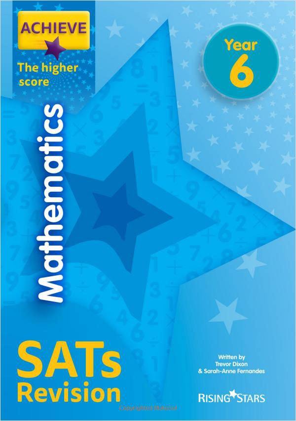 KS2 Achieve The Higher Score Maths SATs Revision Guide