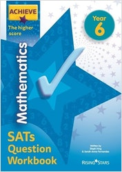 KS2 Achieve The Higher Score Maths SATs Question Book