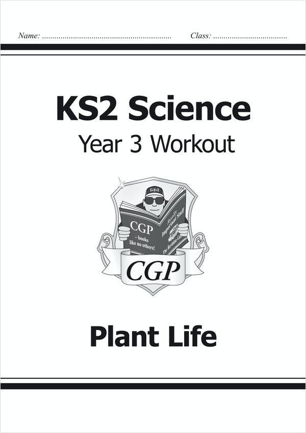 Year 3 Science Workout - Plant Life
