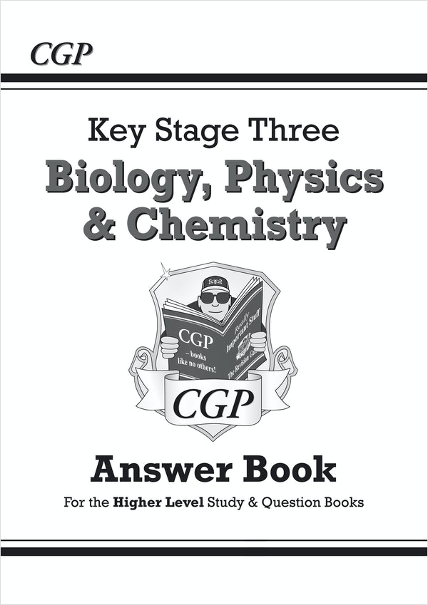 KS3 Science Study & Question Book Answers (Higher)