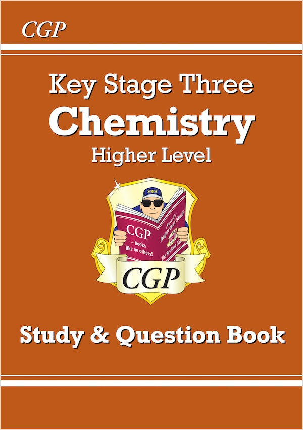 KS3 Chemistry Study & Question Book (Higher)