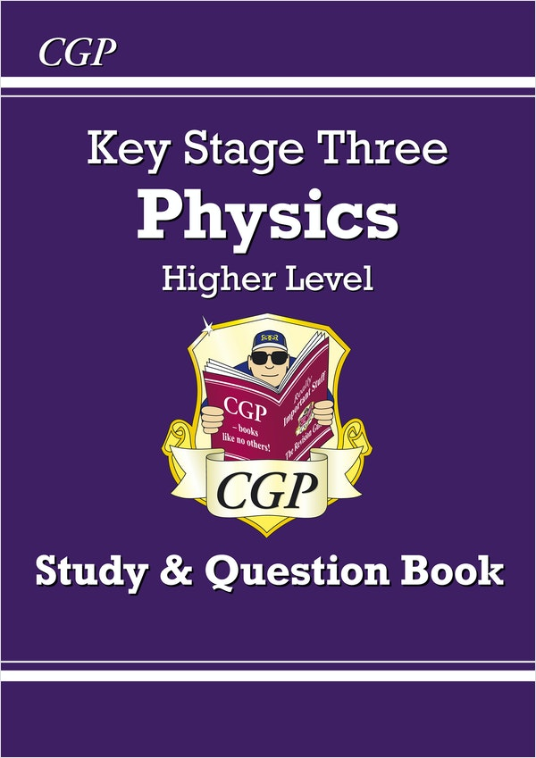 KS3 Physics Study & Question Book (Higher)