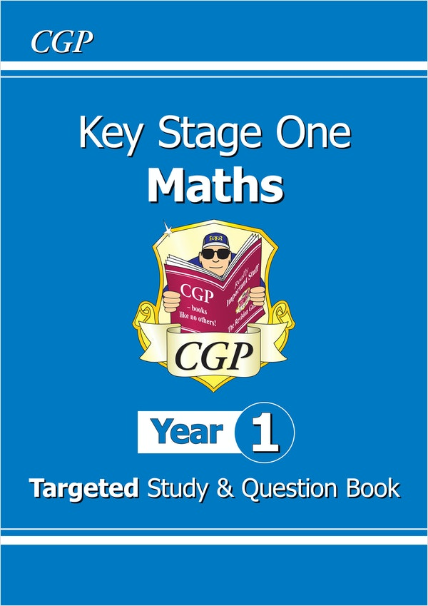 Year 1 Maths Targeted Study & Question Book (Ages 5-6)
