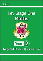 Year 2 Maths Targeted Study & Question Book (Ages 6-7)