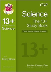 13+ Science Study Book