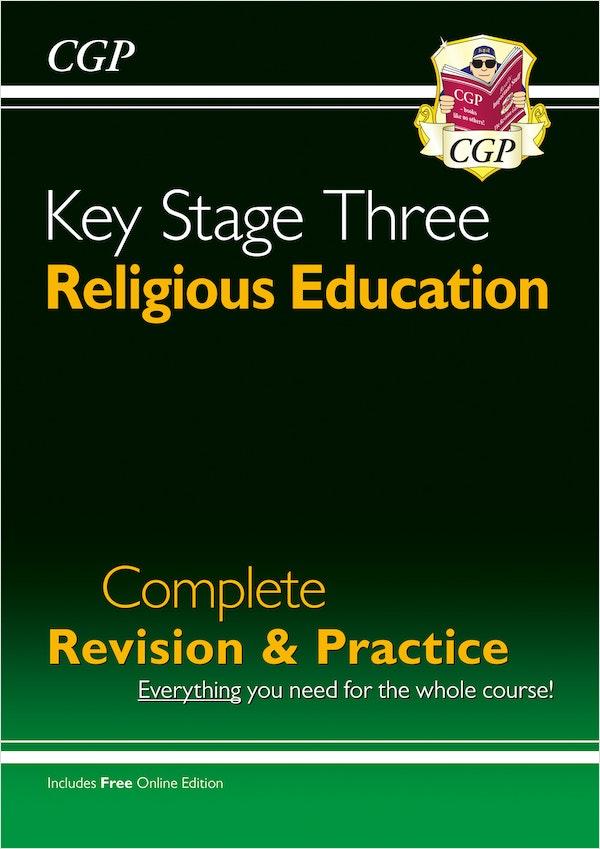 KS3 Religious Studies Complete Study & Practice