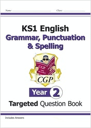 Year 2 Spelling, Punctuation & Grammar Question Book (Ages 6-7)