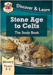 KS2 History Study Book - Stone Ages to Celts (Ages 7-9)