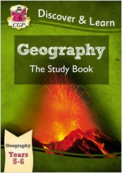 KS2 Geography Study Book (Ages 9-11)