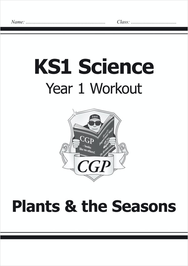 Year 1 Science Workout - Plants & The Seasons