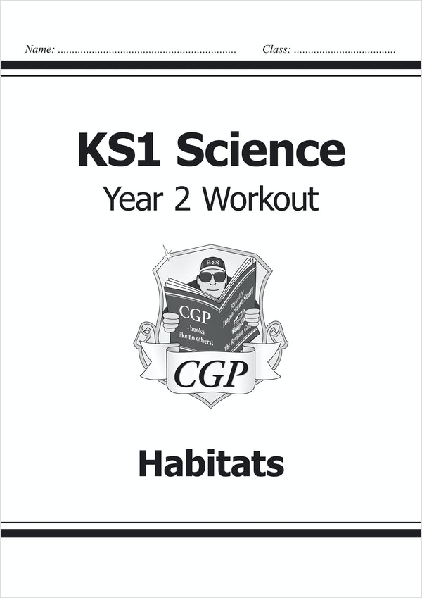 Year 2 Science Workout - Habitats