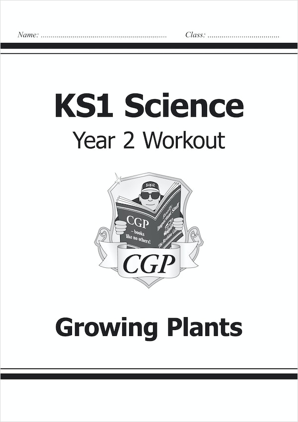 Year 2 Science Workout - Growing Plants