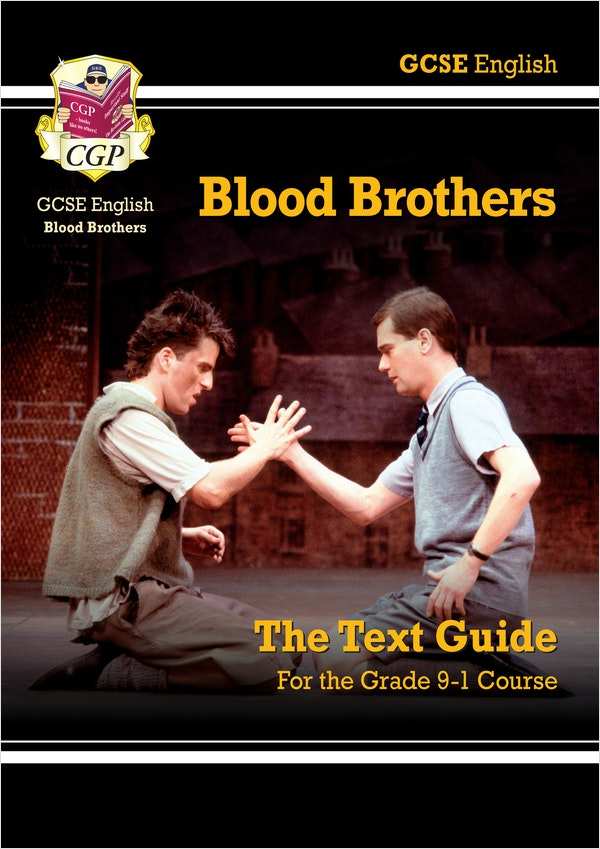 Blood Brothers (Text Guide)