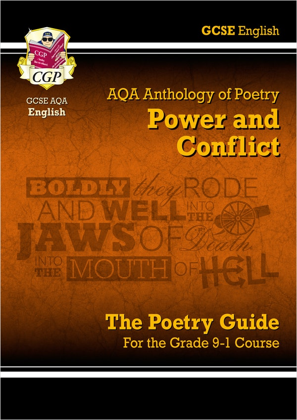 GCSE English Poetry Guide - Power and Conflict
