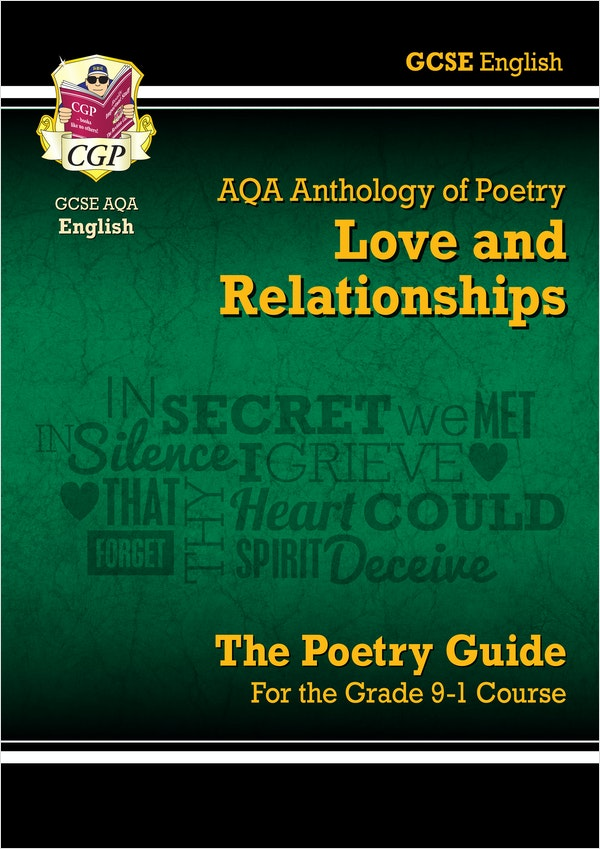 GCSE English Poetry Guide - Love and Relationships