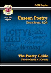 GCSE English Poetry Guide - Unseen Poetry