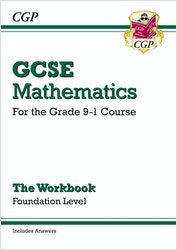 GCSE Maths Workbook (Foundation)