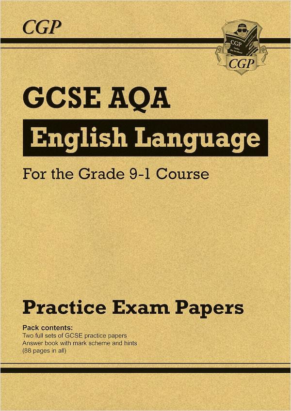 GCSE English Language AQA Practice Papers
