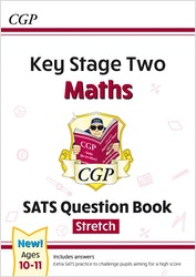 KS2 Maths SATs Question Book (Advanced Level)