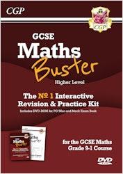 GCSE Maths MathsBuster DVD (Higher)