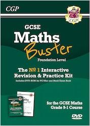 GCSE Maths MathsBuster DVD (Foundation)