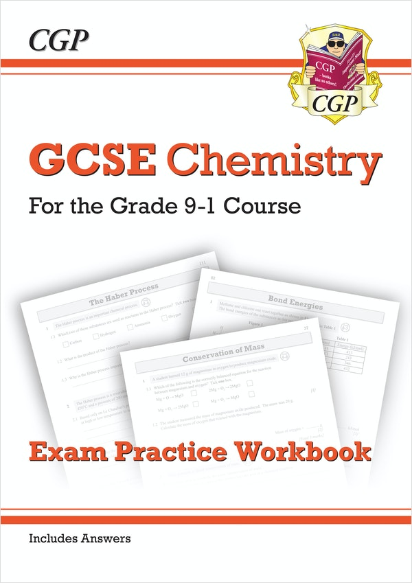 GCSE Chemistry Exam Workbook