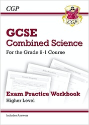 GCSE Combined Science Exam Workbook (Higher)