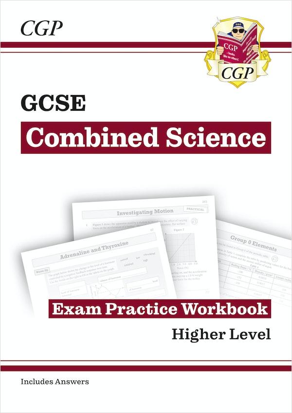 GCSE Combined Science Exam Workbook (Higher)