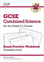 GCSE Combined Science Exam Workbook (Foundation)