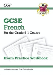 GCSE French Exam Practice Workbook
