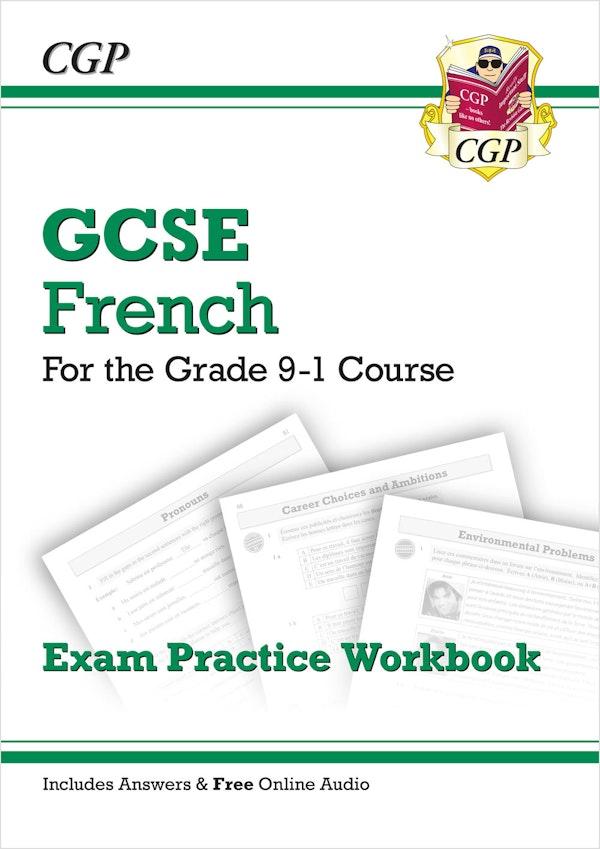 GCSE French Exam Practice Workbook