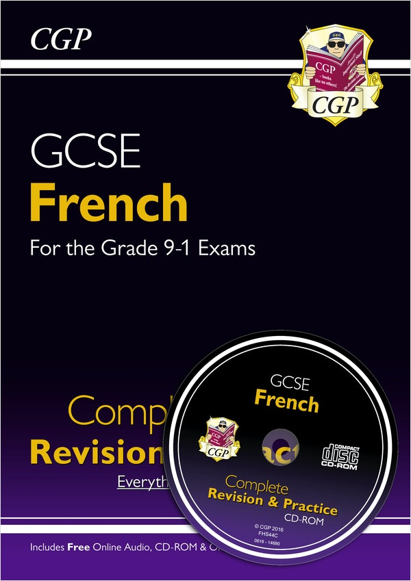 GCSE French Complete Revision & Practice