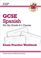 GCSE Spanish Exam Practice Workbook