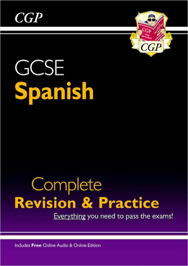GCSE Spanish Complete Revision & Practice