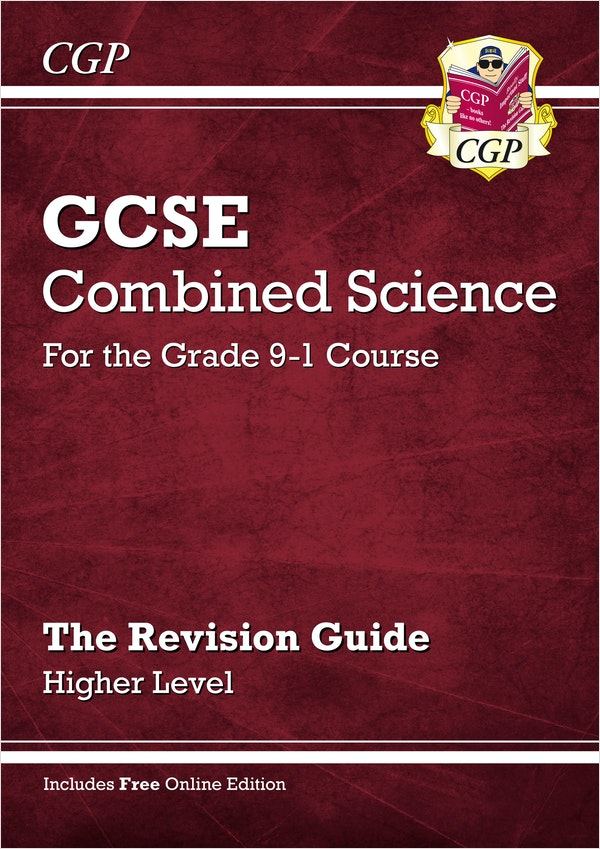 GCSE Combined Science Revision Guide (Higher)