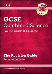 GCSE Combined Science Revision Guide (Foundation)