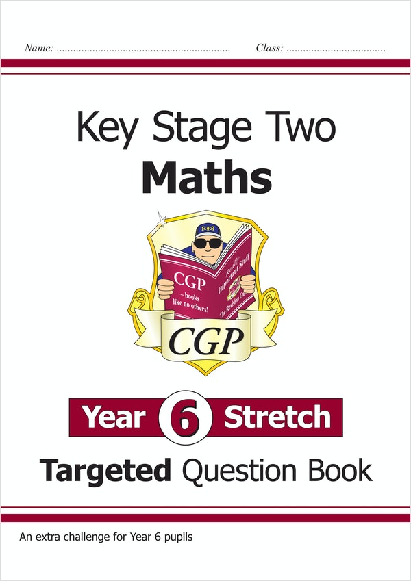 KS2 Maths Year 6 Stretch Workbook