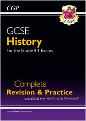 GCSE History Complete Revision & Practice