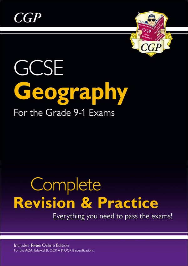 GCSE Geography Complete Revision & Practice