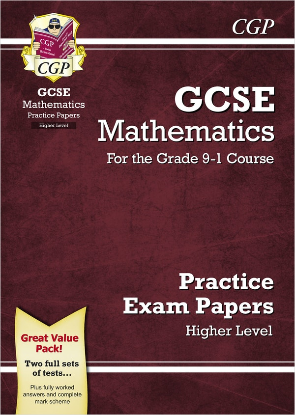 GCSE Maths Practice Papers (Higher)