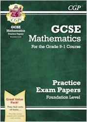 GCSE Maths Practice Papers (Foundation)