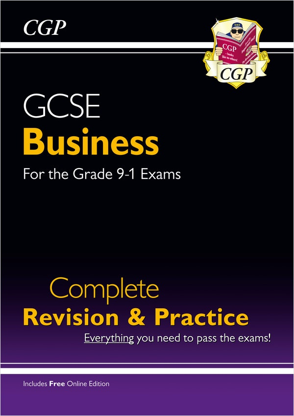 GCSE Business Complete Revision & Practice