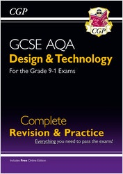 GCSE Design & Technology Complete Revision & Practice